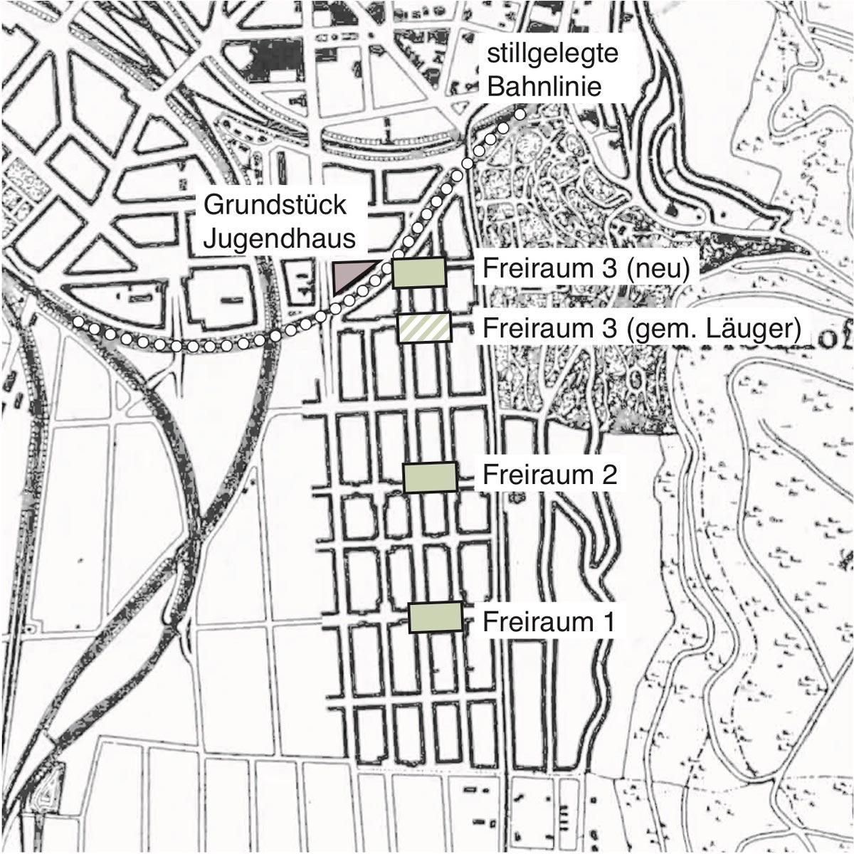 jugendoase im campus park heidelberg metris architekten. Black Bedroom Furniture Sets. Home Design Ideas